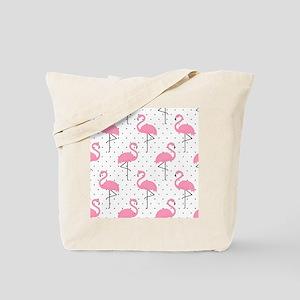 Cute Flamingo Tote Bag