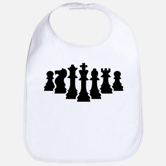 Chess game Bib