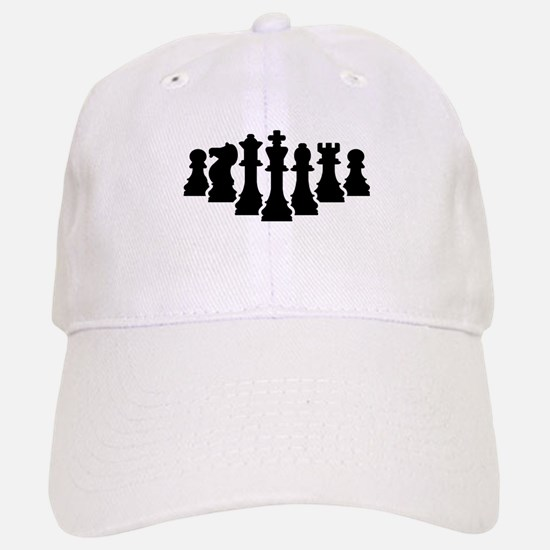Chess game Baseball Baseball Cap
