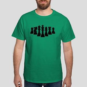 Chess game Dark T-Shirt