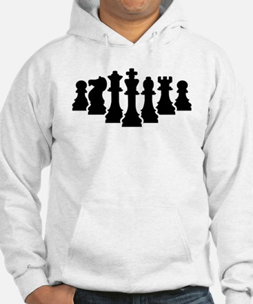 Chess game Hoodie