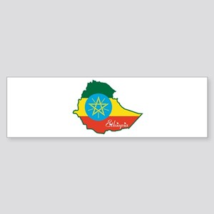 Cool Ethiopia Bumper Sticker