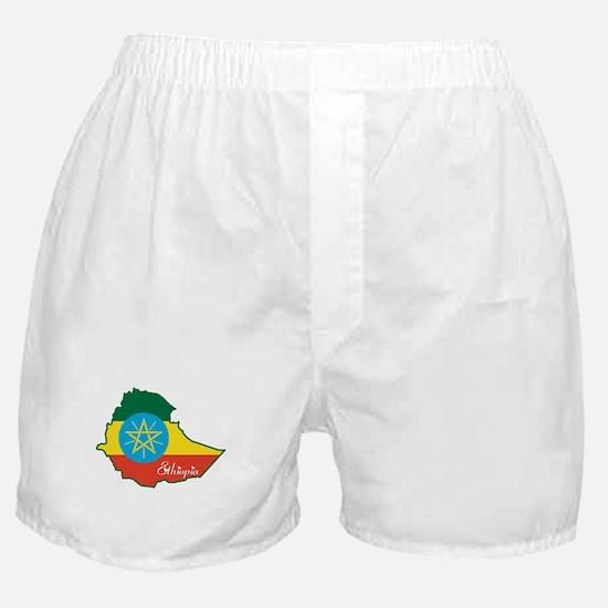 Cool Ethiopia Boxer Shorts