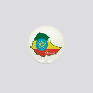 Cool Ethiopia Mini Button