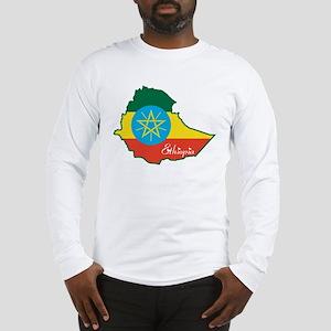 Cool Ethiopia Long Sleeve T-Shirt
