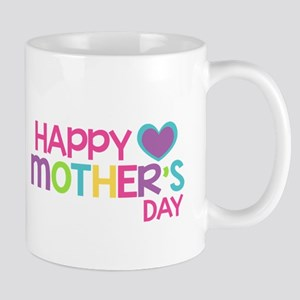 Happy Mother's Day Pink Mugs