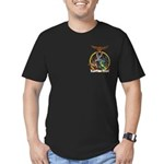 Kuntao Silat Fitted Color T-Shirt