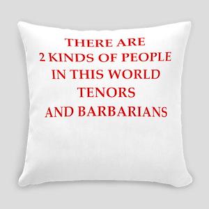 tenor Everyday Pillow