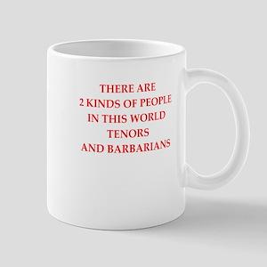 tenor Mugs