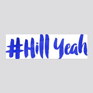 #Hill Yeah 20x6 Wall Decal