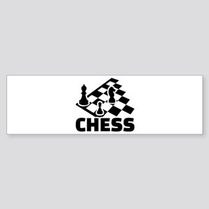 Chess Sticker (Bumper)