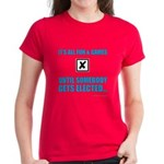 Fun&Games Women's Dark T-Shirt