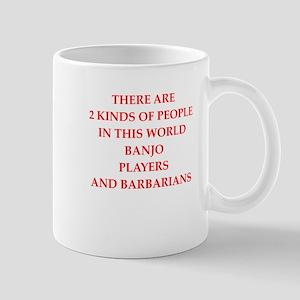banjo Mugs