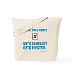 Fun&Games Tote Bag