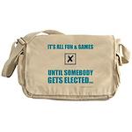 Fun&Games Messenger Bag