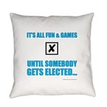 Fun&Games Everyday Pillow