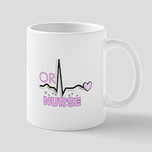 Registered Nurse Specialties Large Mugs
