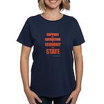 Economy Women's Dark T-Shirt