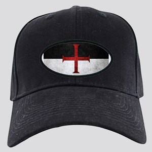 Flag of the Knights Templar Baseball Hat