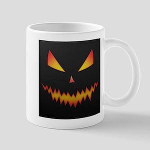 Jack-o-lantern Face Mugs