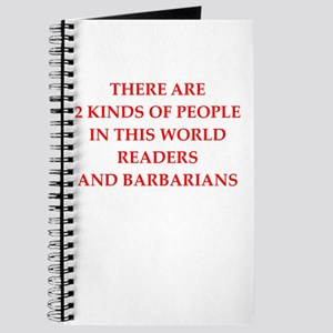 reader Journal