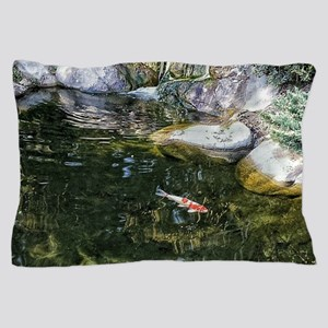 Reflecting Pond Pillow Case
