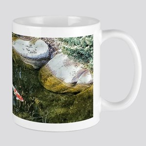 Reflecting Pond Mugs