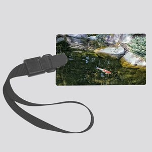 Reflecting Pond Luggage Tag