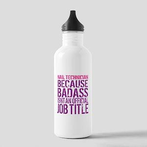 Badass Nail Tech Stainless Water Bottle 1.0L