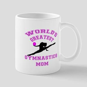 Rhythmic Gymnastics Mom Mugs