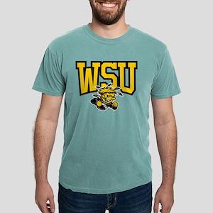 WSU WuShock Mens Comfort Colors Shirt
