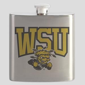 WSU WuShock Flask