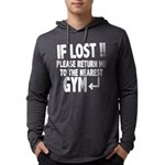 If Lost Long Sleeve T-Shirt