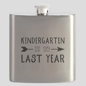 So Last Year - Kindergarten Flask