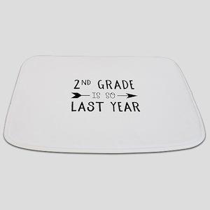 So Last Year - 2nd Grade Bathmat