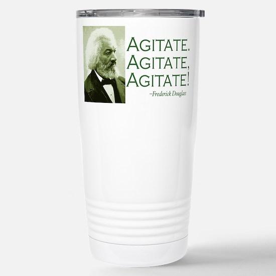 "Frederick Douglass ""Agitate!"" Mugs"