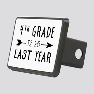 So Last Year - 4th Grade Rectangular Hitch Cover