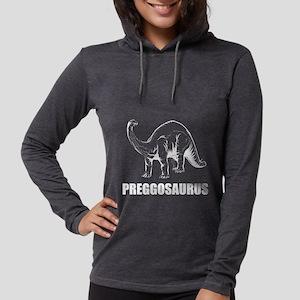 Pregosaurus Preggosaurus - Pre Long Sleeve T-Shirt