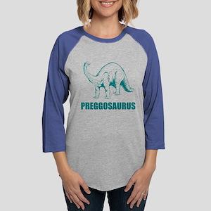 Preggosaurus Pregosaurus Pregn Long Sleeve T-Shirt