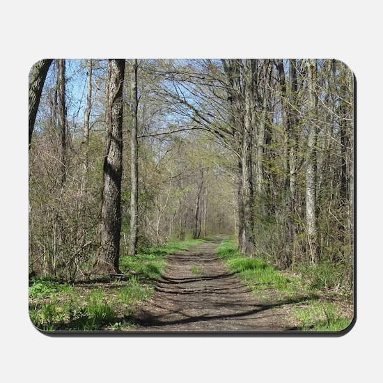 Nature Trail Mousepad