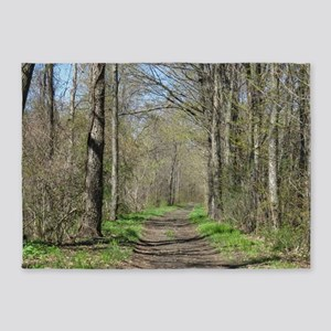 Nature Trail 5'x7'Area Rug