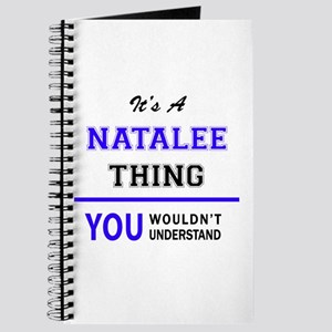 It's NATALEE thing, you wouldn't understan Journal