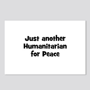 Just another Humanitarian for Postcards (Package o