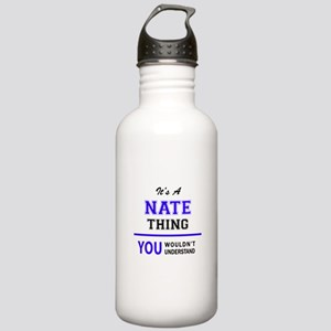 It's NATE thing, you w Stainless Water Bottle 1.0L
