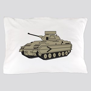 M Two Bradley Tank Pillow Case