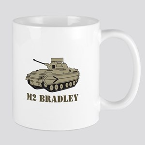 M Two Bradley Mugs