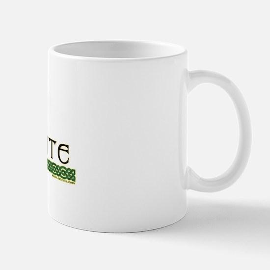 Slainte Celtic Knotwork Mug