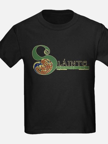 Slainte Celtic Knotwork T