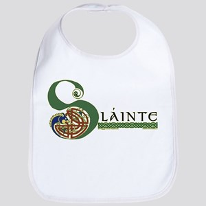 Slainte Celtic Knotwork Bib
