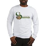 Slainte Celtic Knotwork Long Sleeve T-Shirt